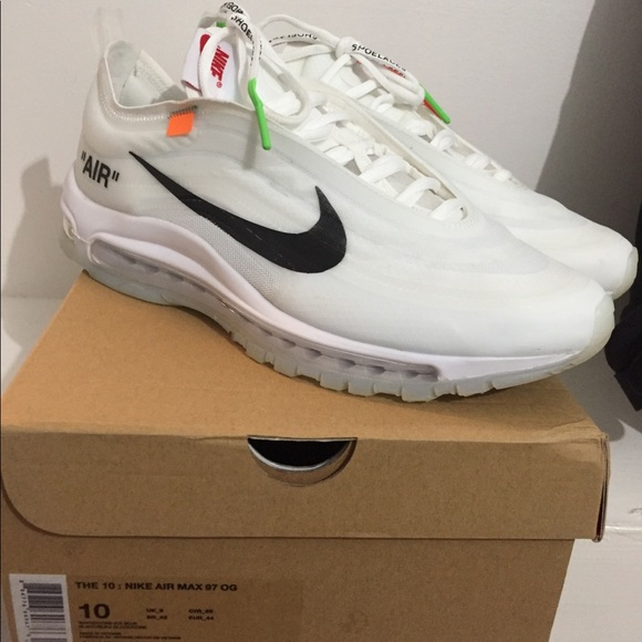 Nike Green Nike Air Max 97 Trainers for Men for sale eBay